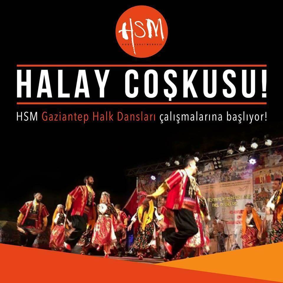 HSM - Kızılay Dans Kursu
