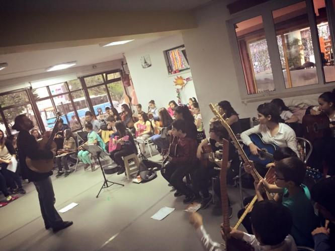 Demiurk Sanat Akademi - Yenimahalle Dans Kursu