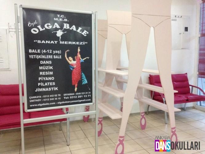 Olga Bale Kursu Yıldız - Yıldız Dans Kursu