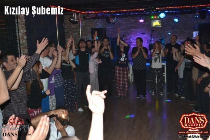 Salsa Ankara Dans Akademisi - Bahçelievler Dans Kursu